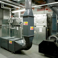Fume Extraction, Supply Air & Ventilation